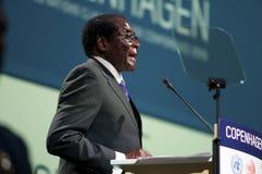 Robert Mugabe lizenzfreies stockbild