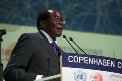 Robert Mugabe Stockbild