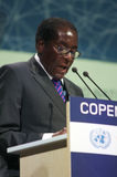 Robert Mugabe Stock Photo