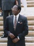 Robert Mugabe Stock Images