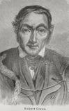 Robert Owen Immagini Stock