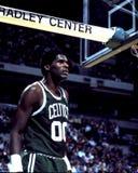 Robert Parish Boston Celtics Royaltyfri Bild