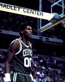 Robert Parish, Boston Celtics Royalty Free Stock Image