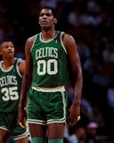 Robert Parrish Boston Celtics Arkivbild