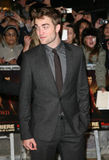 Robert Pattinson. Arriving for the UK premiere of The Twilight Saga: Breaking Dawn Part 1 at Westfield Stratford City, London. 17/11/2011 Picture by: Alexandra Royalty Free Stock Images