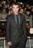 Robert Pattinson. Arriving for the UK premiere of The Twilight Saga: Breaking Dawn Part 1 at Westfield Stratford City, London. 17/11/2011 Picture by: Alexandra Royalty Free Stock Photography
