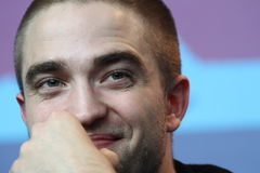 Robert Pattinson Royalty Free Stock Photos