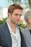 Robert Pattinson. At the photocall for his new movie Cosmopolis in competition at the 65th Festival de Cannes. May 25, 2012  Cannes, France Picture: Paul Smith Stock Images