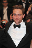 Robert Pattinson. At the gala screening of his new movie Cosmopolis in competition at the 65th Festival de Cannes. May 25, 2012  Cannes, France Picture: Paul Royalty Free Stock Image