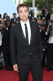 Robert Pattinson. Arriving for the 'On the Road' premiere during the 65th Cannes Film Festival, Cannes, France. 23/05/2012 Picture by: Henry Harris / Stock Image