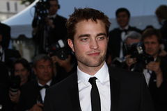 Robert Pattinson Stock Photography