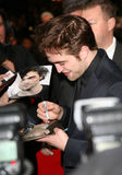 Robert Pattinson. Arriving for the UK film premiere of Water For Elephants, at Vue Westfield, west London. 03/05/2011  Picture by: Alexandra Glen / Featureflash Stock Photography