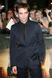 Robert Pattinson. Arriving for the UK film premiere of Water For Elephants, at Vue Westfield, west London. 03/05/2011  Picture by: Alexandra Glen / Featureflash Royalty Free Stock Photography