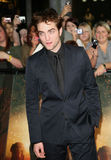 Robert Pattinson. Arriving for the UK film premiere of Water For Elephants, at Vue Westfield, west London. 03/05/2011  Picture by: Alexandra Glen / Featureflash Royalty Free Stock Images