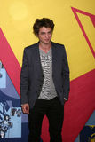 Robert Pattinson. Arriving at  the Video Music Awards on MTV at Paramount Studios, in Los Angeles, CA on September 7, 2008 Royalty Free Stock Images
