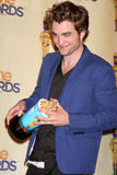 Robert Pattinson. In the press room of the 2009 MTV Movie Awards in Universal City, CA  on May 31, 2009 Stock Photography