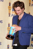 Robert Pattinson. In the press room of the 2009 MTV Movie Awards in Universal City, CA  on May 31, 2009 Royalty Free Stock Photography