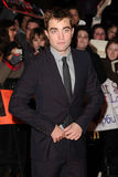 Robert Pattinson. Arriving for the 'The Twilight Saga: Breaking Dawn Part 2' premiere at the Odeon Leicester Square, London. 14/11/2012 Picture by: Steve Vas / Stock Images