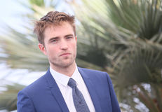 Robert Pattinson attends the `Good Time` Stock Photo