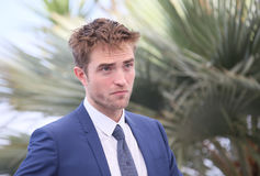 Robert Pattinson attends the `Good Time` Royalty Free Stock Photo