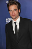 Robert Pattinson. BEVERLY HILLS, CA - AUGUST 14, 2014: Actor Robert Pattinson at the Hollywood Foreign Press Association's annual Grants Banquet at the Beverly Stock Images