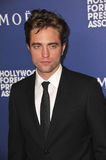 Robert Pattinson Stock Image