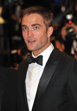 Robert Pattinson. CANNES, FRANCE - MAY 18, 2014: Robert Pattinson at the gala premiere of his movie The Rover at the 67th Festival de Cannes Stock Photography