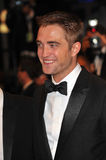 Robert Pattinson. CANNES, FRANCE - MAY 18, 2014: Robert Pattinson at the gala premiere of his movie The Rover at the 67th Festival de Cannes Royalty Free Stock Photo