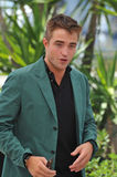 Robert Pattinson. CANNES, FRANCE - MAY 18, 2014: Robert Pattinson at the photocall for his movie The Rover at the 67th Festival de Cannes Royalty Free Stock Photos