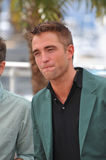 Robert Pattinson. CANNES, FRANCE - MAY 18, 2014: Robert Pattinson at the photocall for his movie The Rover at the 67th Festival de Cannes Royalty Free Stock Image