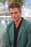Robert Pattinson. CANNES, FRANCE - MAY 18, 2014: Robert Pattinson at the photocall for his movie The Rover at the 67th Festival de Cannes Stock Images