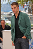 Robert Pattinson. CANNES, FRANCE - MAY 18, 2014: Robert Pattinson at the photocall for his movie The Rover at the 67th Festival de Cannes Royalty Free Stock Photo