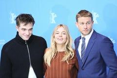 Robert Pattinson, Charlie Hunnam, Sienna Miller Stock Photography