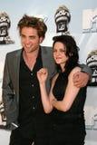 Robert Pattinson, Kristen Stewart Zdjęcie Royalty Free