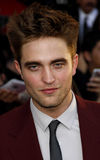 Robert Pattinson Royalty Free Stock Photos
