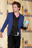 Robert Pattinson. In the press room of the 2009 MTV Movie Awards in Universal City, CA  on May 31, 2009 Royalty Free Stock Images