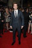 "Robert Pattinson. At the ""The Twilight Saga: New Moon"" Los Angeles Premiere, Mann Village Theatre, Westwood, Ca. 11-16-09 Stock Photography"