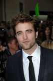 Robert Pattinson Stock Photo