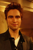 Robert Pattinson Wax Figure Stock Image