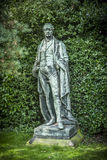 Robert Peel Statue Stock Photography