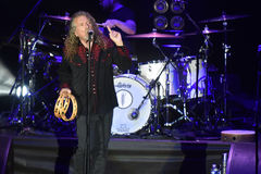 Robert Plant Royalty-vrije Stock Foto