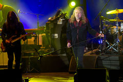 Robert Plant Fotos de Stock Royalty Free