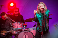 Robert Plant Royalty Free Stock Images