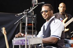 Robert Randolph & The Family Band Royalty Free Stock Photos