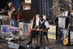 Robert Randolph & The Family Band Stock Photography