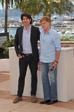 Robert Redford & J.C. Chandor Royalty Free Stock Photography