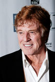 Robert Redford. NEW YORK- OCT 8: Actor Robert Redford attends the premiere of All Is Lost at the 51st annual New York Film Festival at Alice Tully Hall at Royalty Free Stock Photo