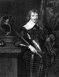 Robert Rich, 2de Graaf van Warwick Royalty-vrije Stock Foto