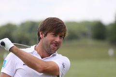 Robert Rock  at Golf Open de France Royalty Free Stock Image