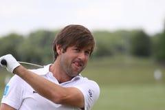 Robert Rock  at Golf Open de France. Albatros Golf Course, Paris, France,  July 01 Royalty Free Stock Image